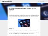 Best social media marketing agency | Digital media marketing services