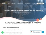 Game Development Services In Kanpur