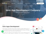 Ionic App Development Company In Kanpur