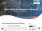 Mean Stack Development Company In Kanpur