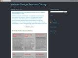 website design services chicago