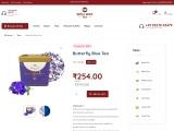 Buy Online Butterfly Blue Tea at Best Price | Well Way Tea