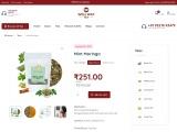 Buy Mint Moringa Herbal Tea Online from Wellwaytea.com