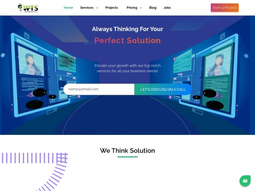 We Think Solution – business consulting solution