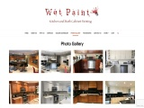 Kitchen Cabinet Painting in Mississauga