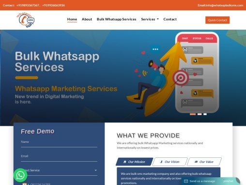 Whatsapp Promotion SMS Pune | Whatsapp Promotion SMS