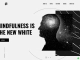 White & Black – Graphic Designing Company