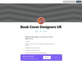 How the fate of your new book depends a lot on the book cover designer?