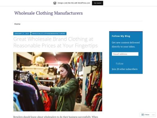 Womens Wholesale Manchester – Best Ladies Clothes Wholesale Supplier!