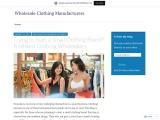 UK Wholesale Clothing – Wholesale Clothing Distributor UK!