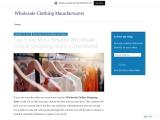 Wholesale Clothes – Wholesale Clothes For Ladies!