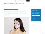Cotton Face Mask Near Me – Face Mask Supplier