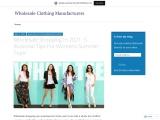 Plus Size Summer Tops – Ladies Summer Tops