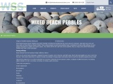 Mixed Beach Pebbles – Wholesale Stone Solutions