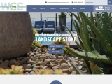 Mexican Beach Pebbles by Wholesale Stone Solutions