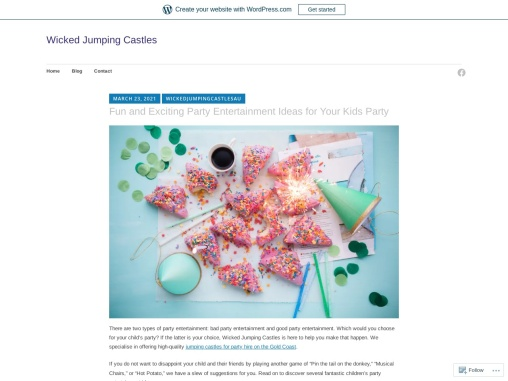 Fun and Exciting Party Entertainment Ideas for Your Kids Party