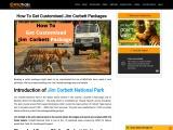 corbett packages | Jim Corbett packages | How To Get Customised Jim Corbett Packages