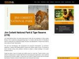 Jim Corbett National Park Tiger Reserve