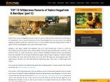 TOP 10 Wilderness Resorts of Kabini Nagarhole & Bandipur | Bandipur Resorts