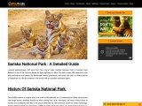 Travel Guide to sariska tiger reserve | Sariska Booking