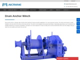 Optimal Help Guide To Drum Anchor Winch Operations