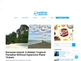 Borawan Island: A Hidden Tropical Paradise Without Expensive Plane Tickets