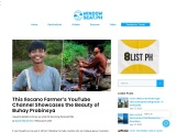 This Ilocano Farmer's YouTube Channel Showcases the Beauty of Buhay Probinsya