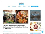 UNESCO Hails Singapore's Hawker Culture as Intangible Cultural Heritage of Humanity