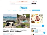 Hit Reset at This Homey Beachfront Resort in Mabini, Batangas