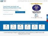 Best discount broker in India – 2021