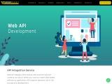 Custom Web API Development Services | API Integration Service | Wisdom InfoSoft