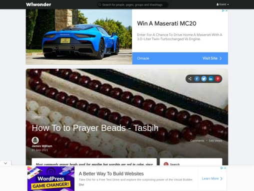 Digital Tasbih – How To Get Best Finger Tasbeeh Counter