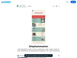 ShipAutomation Largest Supplier of Marine Automation