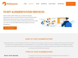 Staff Augmentation Services | Wolfmatrix
