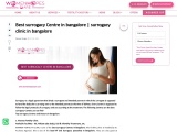 Best Surrogacy Center In Bangalore | Surrogacy Clinic In Bangalore
