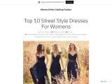 Womens Online Dresses – Nice Cheap Dresses For Girls!