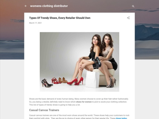 Cheap Ladies Shoes – How To Earn More Money In Womens Footwear!