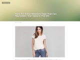 Ladies Summer Tops – Why People Put Womens Tops On Sale!