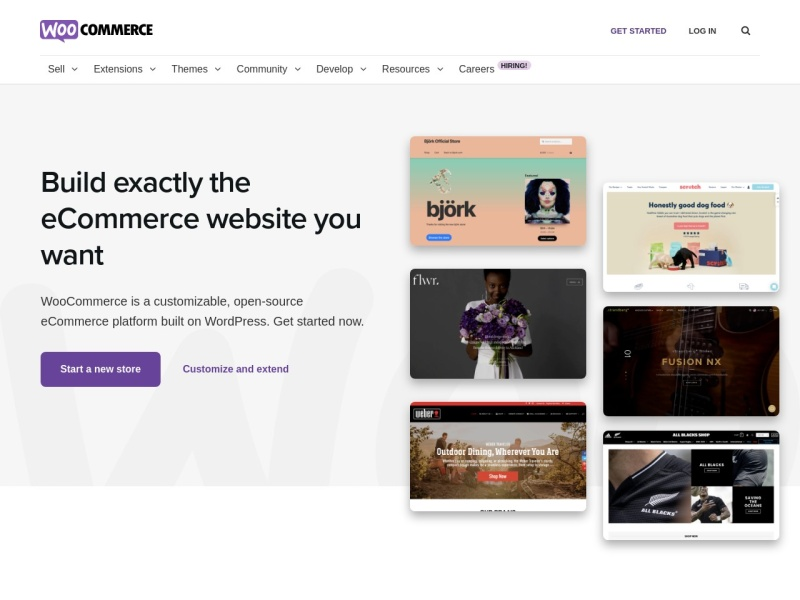 WooCommerce | WordPressのショッピング用プラグインの拡張機能・テーマダウンロード/販売