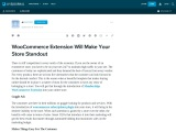 WooCommerce Extension Will Make Your Store Standout