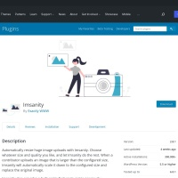 WordPress › Imsanity « WordPress Plugins