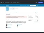 WordPress › Twitter Cards Meta « WordPress Plugins