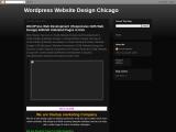 wordpress website design chicago