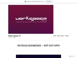 WE BUILD BUSINESSES — NOT JUST APPS