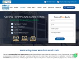 Best Industrial Cooling Towers in India