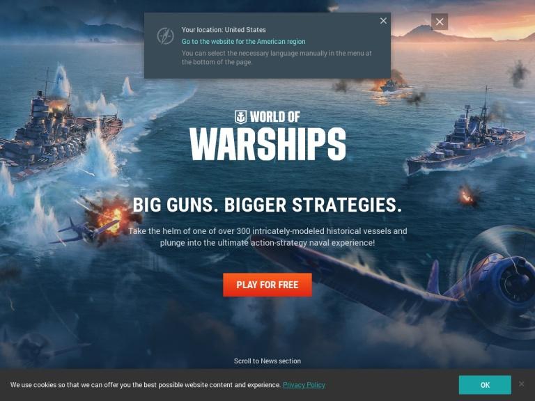 World Of Warships Coupon Codes & Promo codes