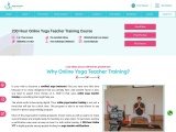 200-Hour Online  Yoga Teacher Training Course