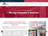 Moving Companies in Kitchener | Movers in Kitchener