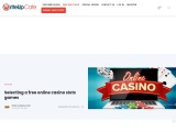 Selecting a free online casino slots games
