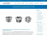 Forged Bushing Fitting  Manufacturer in India